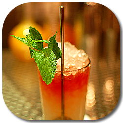 Cocktail Recipe: Queen's Park Swizzle