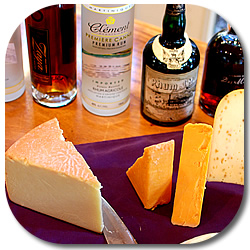 Post image for Rum & Cheese at Eva's