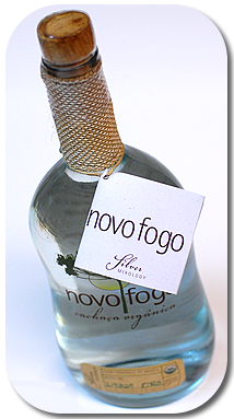Post image for Novo Fogo Silver Cachaça