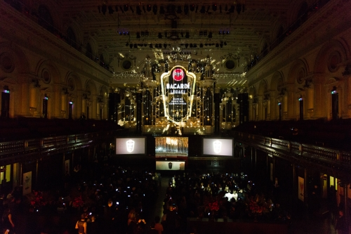 The Bacardi Legacy Finals in Sydney