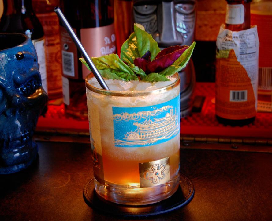Pagan Holiday Cocktail